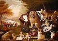 WLA brooklynmuseum Edward Hicks-The Peaceable Kingdom.jpg