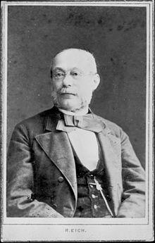 Moritz Fürstenau (Quelle: Wikimedia)