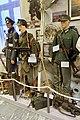 WW2 Norway. German uniforms Luftwaffe NCO communication Nachrichten, Gebirgsjäger, MP40, bomb debris, MG34 etc Lofoten Krigsminnemuseum 2019 (enhanced white balance) 0233.jpg
