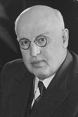 William Aberhart - William Aberhart in 1937.