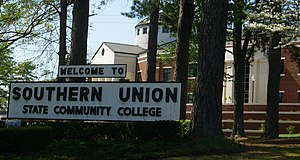 Southern Union State Community College - SUSCC Wadley Campus