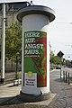 Wahlplakat der Grünen in Plauen (Litfaßsäule) 20190828 002.jpg
