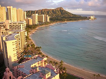 Diamond Head Beach Hotel Hawaii