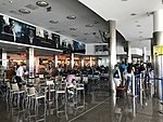 Waiting area at Zadar Airport.jpg