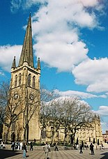 Wakefield - cathedral church of All Saints - geograph.org.uk - 464524.jpg