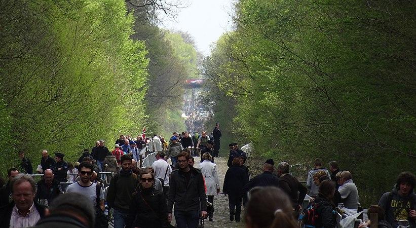 Wallers - Paris-Roubaix, le 13 avril 2014 (19).JPG