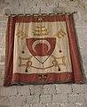 Wandbehang mit dem Wappen Papst Benedikts XIII. (Gegenpapst).jpg