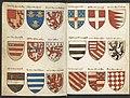 Wapenboek Beyeren (armorial) - KB79K21 - folios 055v (left) and 056r (right).jpg