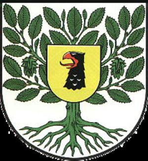 Ahrensbök - Image: Wappen Ahrensboek