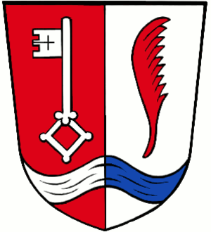 Vogtareuth - Image: Wappen Vogtareuth