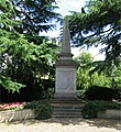 War Memorial, Public Gardens, Bocking End, Braintree, Essex - geograph.org.uk - 1411125.jpg