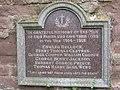 War memorial, St Dubricius, Ballingham - geograph.org.uk - 999595.jpg