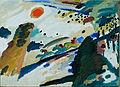 Wassily Kandinsky - Romantic Landscape - Google Art Project.jpg