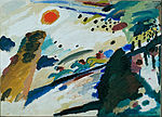 Wassily Kandinsky - Romantic Landscape - Google Art Project.jpg