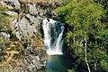 Waterfall on the Abhainn Bheag Knoydart - geograph.org.uk - 1205423.jpg