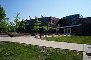 Van Buren Charter Township, Michigan - Wayne County Community College, Mary Ellen Stempfle University Center West