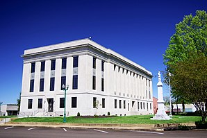 Weakley County Courthouse