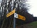 Wegweiser Oberfeld, Born, Kappel - panoramio.jpg