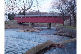 Wehr Covered Bridge, Lehigh Valley, Pennsylvania.png
