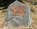 Weitensfeld Zammelsberg Dichtersteinhain Gedenktafel fuer Ingeborg Bachmann 11042016 1327.jpg