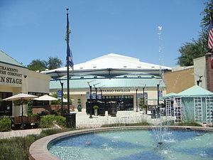 California Musical Theatre - The Wells Fargo Pavilion, California Musical Theatre's home for the Sacramento Music Circus