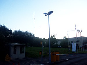 Wenvoe transmitting station