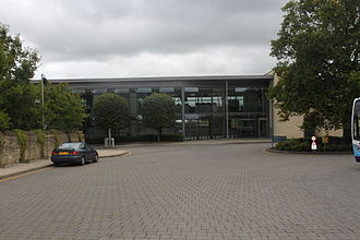 Wessex Water - Headquarters building in Bath