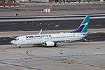 WestJet - Boeing 737-8CT (C-FDMB) - Quintin Soloviev.jpg