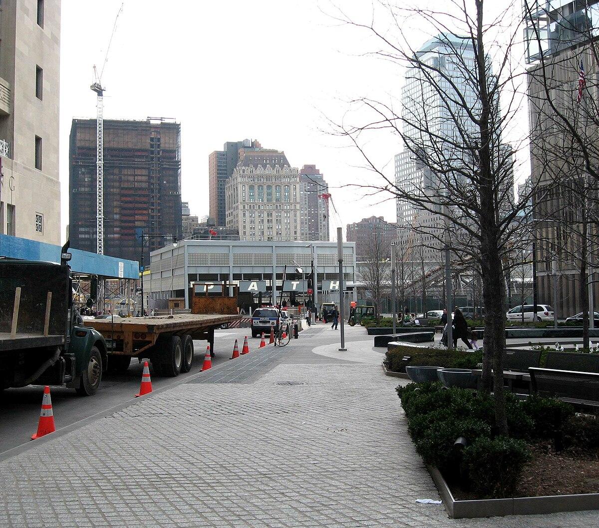 Manhattan Streets: Greenwich Street (Manhattan)