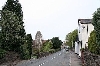 West Malvern - Image: West Malvern geograph.org.uk 787326
