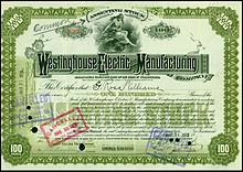 Westinghouse Electric Corporation - Wikipedia