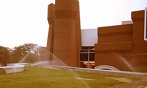 History of Ohio State University - The Wexner Center for the Arts building was completed 1989.