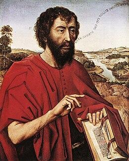 24 juin Nativité de Saint Jean-Baptiste 260px-Weyden_Braque_Family_Triptych_left_wing