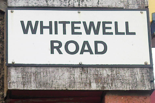 Whitewell Road