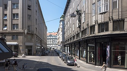 How to get to Brandstätte with public transit - About the place