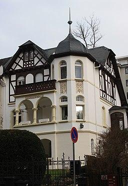 Freseniusstraße in Wiesbaden