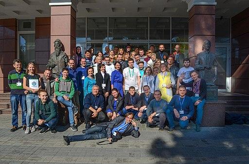 WikiConference 2019 Kharkiv 21