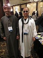 Wikimania 2018 - Arabic countries representatives.jpg