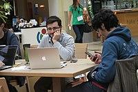 Wikimedia Hackathon 2017 IMG 4478 (34623506892).jpg