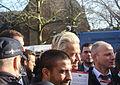 Wilders bij de dorpskerk Spijkenisse.jpg
