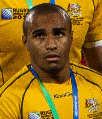 Will Genia - Will Genia at 2011 Rugby World Cup