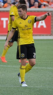 Wil Trapp American association football player