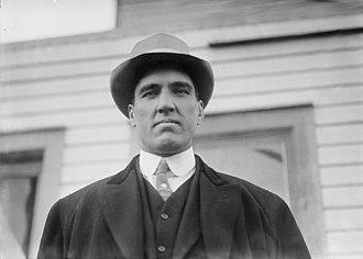 Jess Willard - Willard in 1913