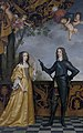 Willem II prince of Orange and Maria Stuart, by Gerard van Honthorst.jpg