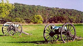 Creek Battlefield.jpg Nacional de Wilson