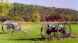 Wilson's Creek National Battlefield - Image: Wilson's Creek National Battlefield