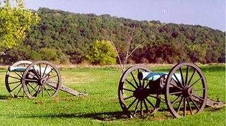 Wilson's Creek National Battlefield - Image: Wilson's Creek National Battlefield