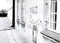 Winiarska street, Poznan, III 1991, Precz z Lechem Walesa.jpg