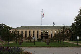 Winnebago Mental Health Institute Hospital in Wisconsin, United States