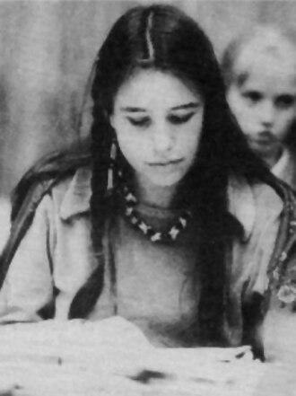 Winona LaDuke - Winona Laduke in earlier years